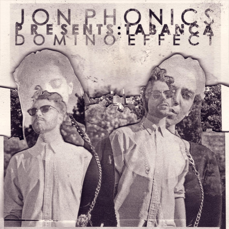 Jon Phonics feat Tabanca - Domino Effect [PAR13]